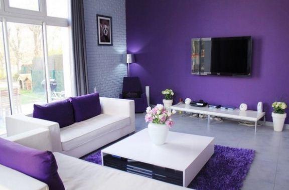 Удачные цветовые сочетания создают в интерьере атмосферу уюта и комфорта