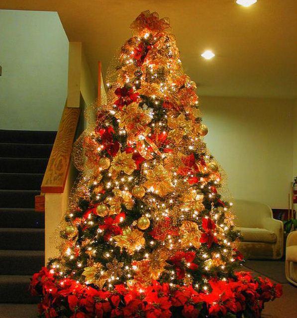 необычная елка