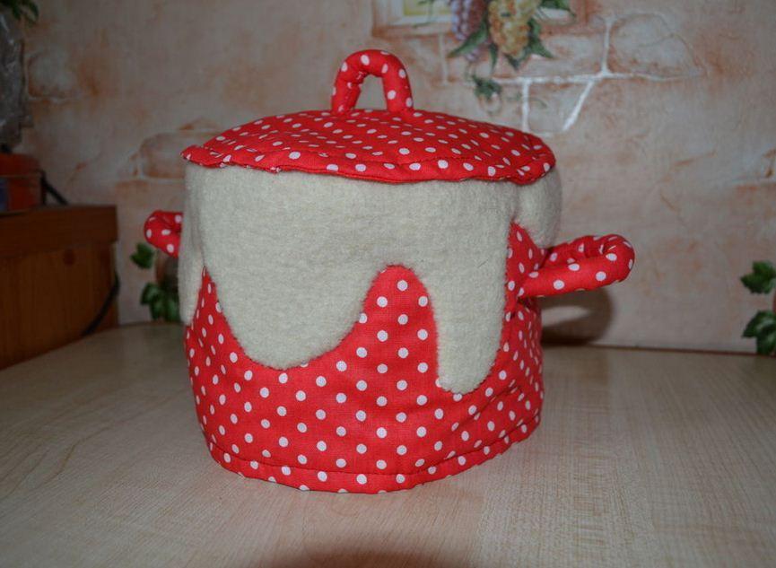 Сшить грелку на чайник своими руками выкройки