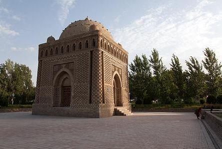 мавзолей саманидов