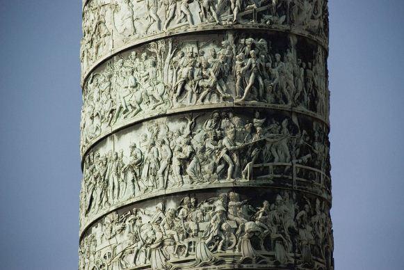 Вандомская колонна ( Париж)