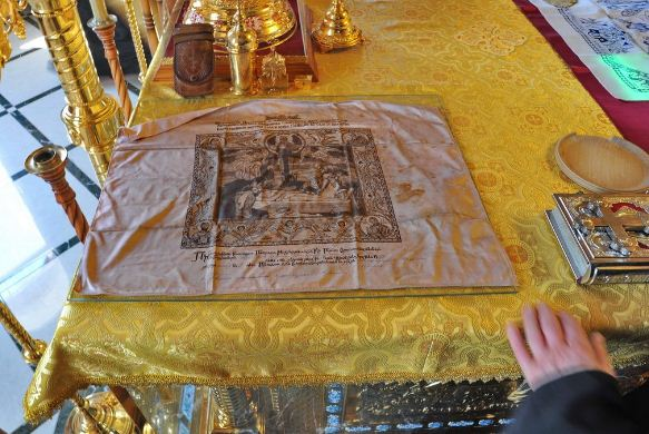 православный храм
