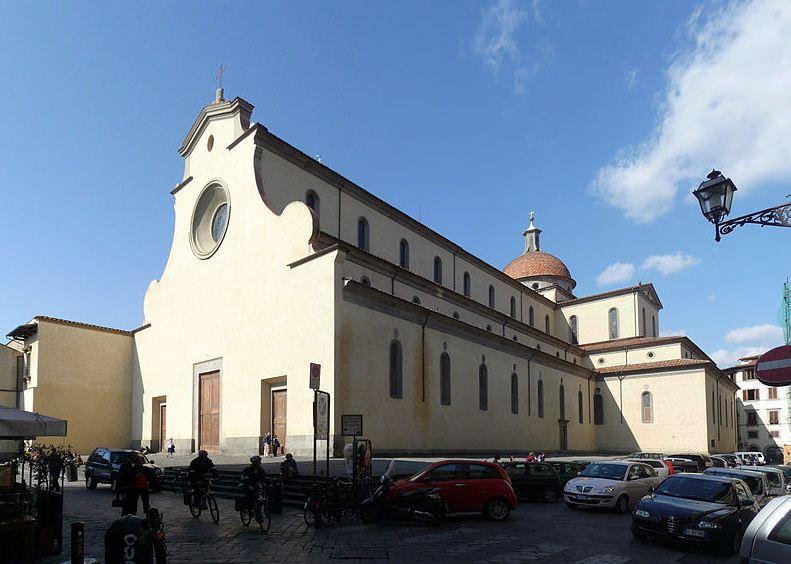 церковь санта спирито