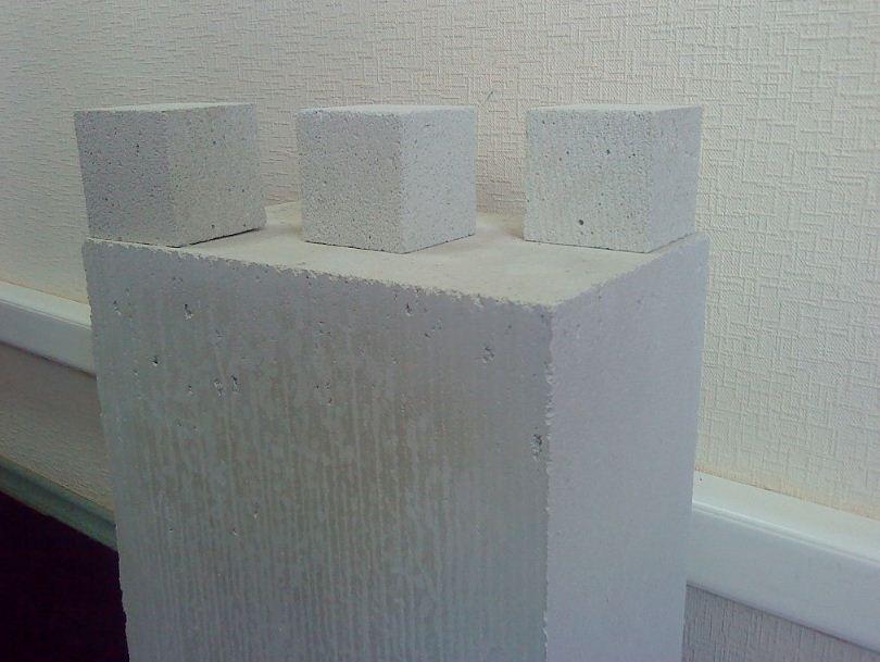 Автоклавный ячеистый бетон ( газобетон)