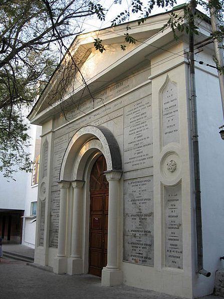 Михайловский собор в Севастополе