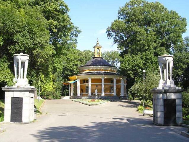 Церковь Святого Николая на Аскольдовой могиле