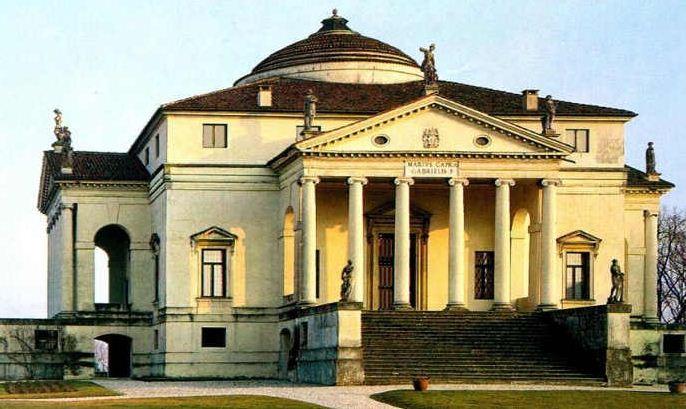 классицизм в архитектуре