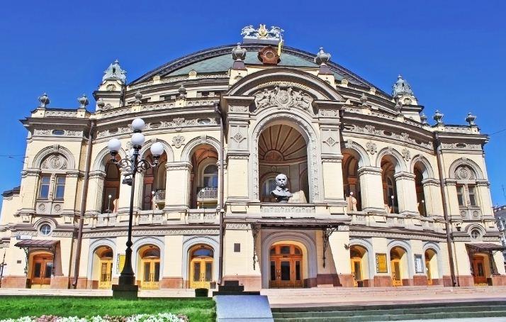 Национальный академический театр оперы и балета Украины имени Тараса Шевченко