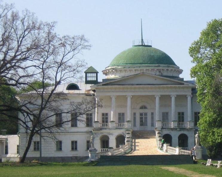Дворец Галаганов в Сокиринцах ( Черниговская область)