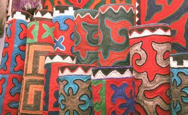 Киргизские войлочные ковры