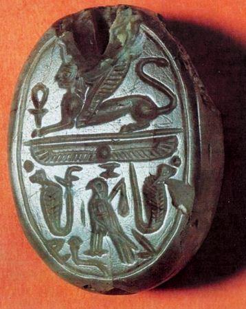 Египетские инталии