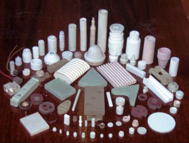 Образцы термостойкой технической керамики
