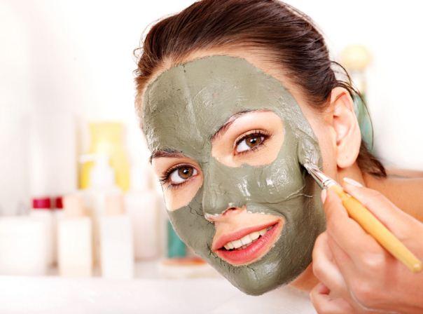 Применение косметической глины