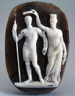 Камея императора Константина