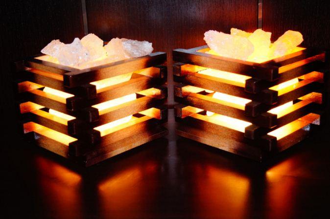 соляные лампы