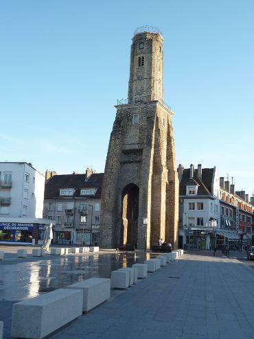 Сторожевая башня в Кале