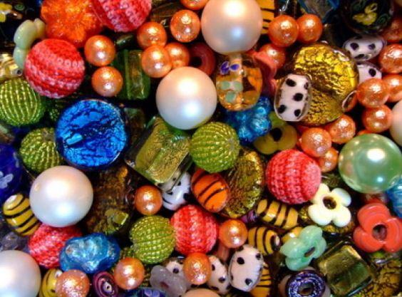 Декоративные мелочи для рукоделия