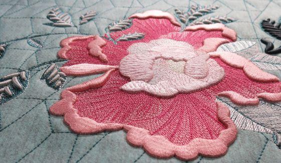 Барбола - искусство рельефной вышивки