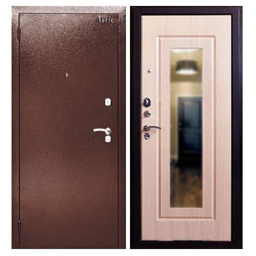 """Входные двери Аргус """" Респект"""" ( беленый дуб)"""