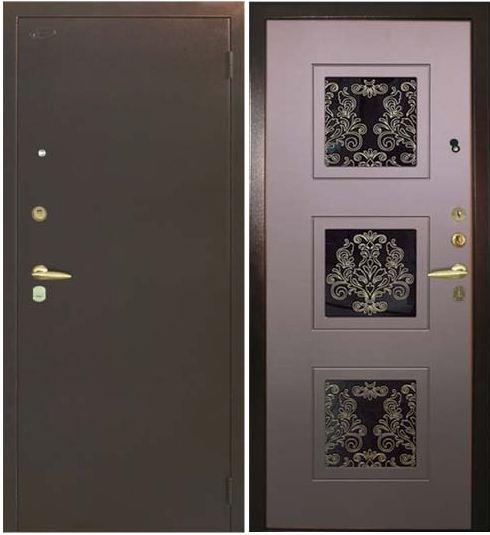 "Двери Аргус "" Жалюзи"""