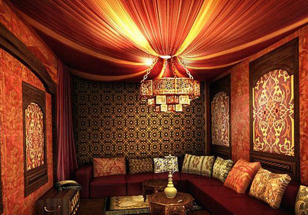 Яркая красота арабского стиля