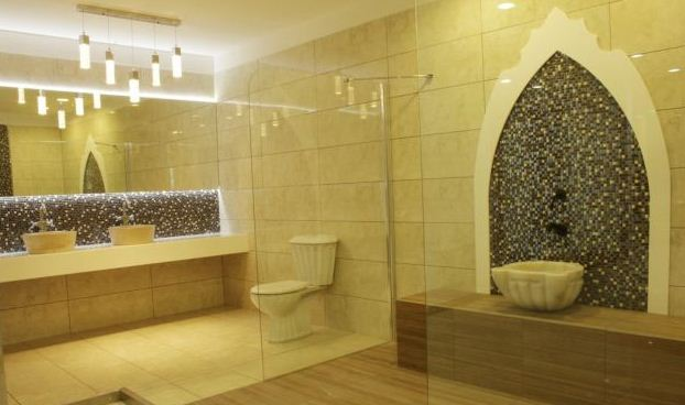 Изысканность арабского стиля в дизайне интерьера