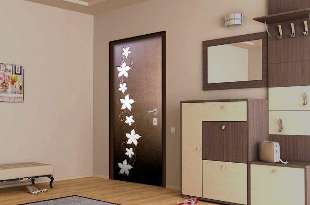 Двери Аргус в дизайне интерьера