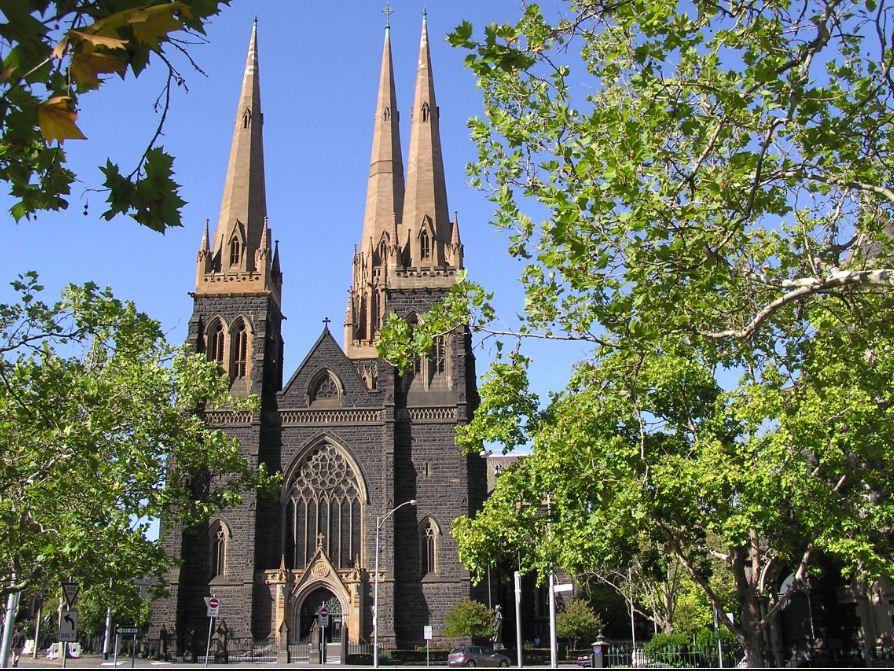 Собор Святого Патрика в Мельбурне
