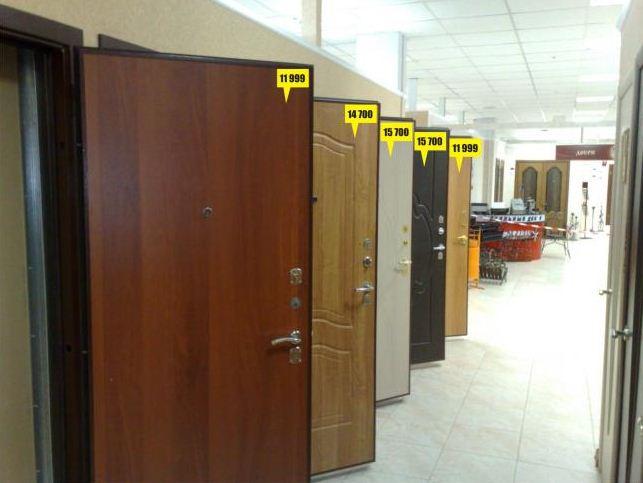 Продажа стальных сейф - дверей Аргус