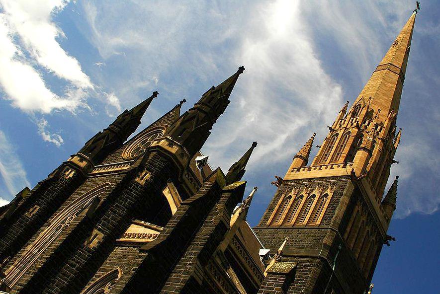 Башни Собора Святого Патрика