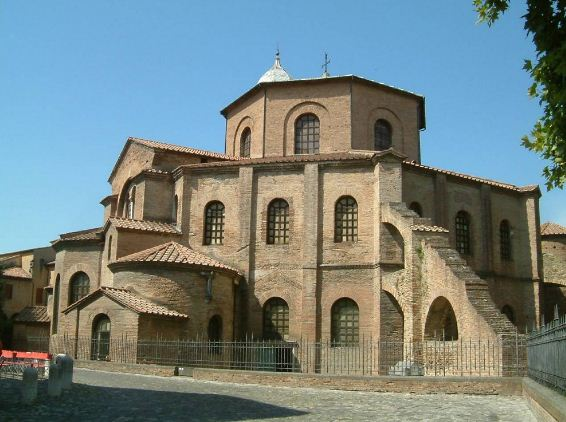 Образец архитектуры Византии