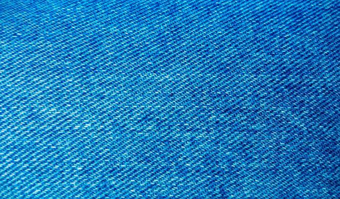 Образец ткани саржевого переплетения