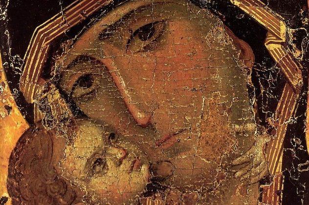 Икона Божией Матери Владимирской
