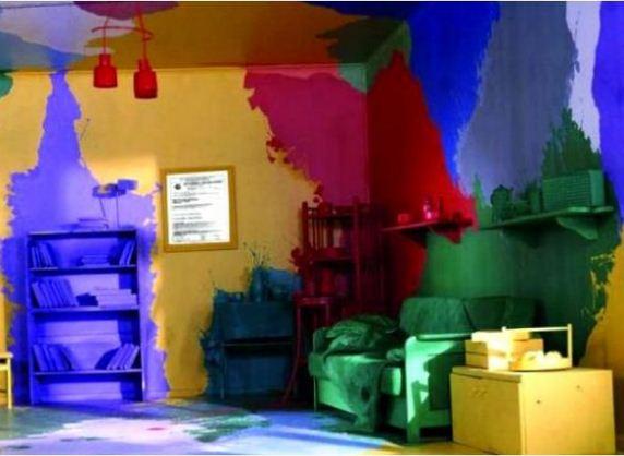 Различные колеры для водоэмульсионной краски