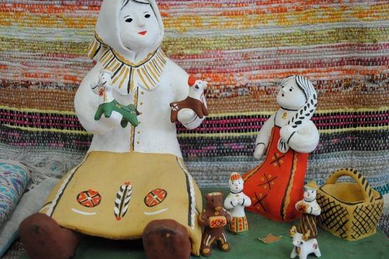 каргапольская игрушка