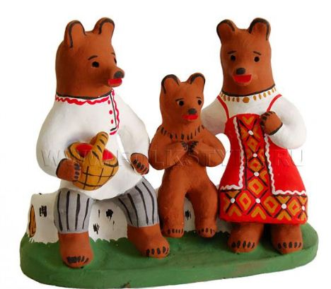 Каргопольские игрушки