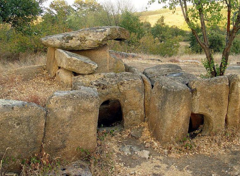 Дольмены в Болгарии