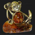 сувениры из янтаря