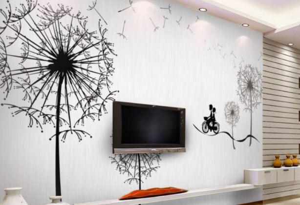 Трафареты для украшения стен