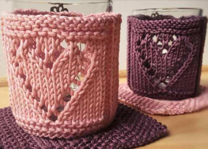 Декоративный чехол на чашку