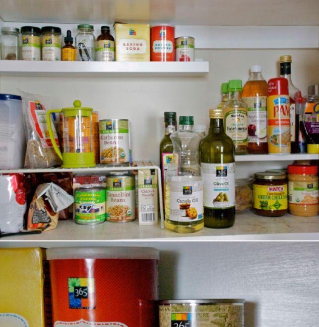 Дополнительные полочки в холодильнике