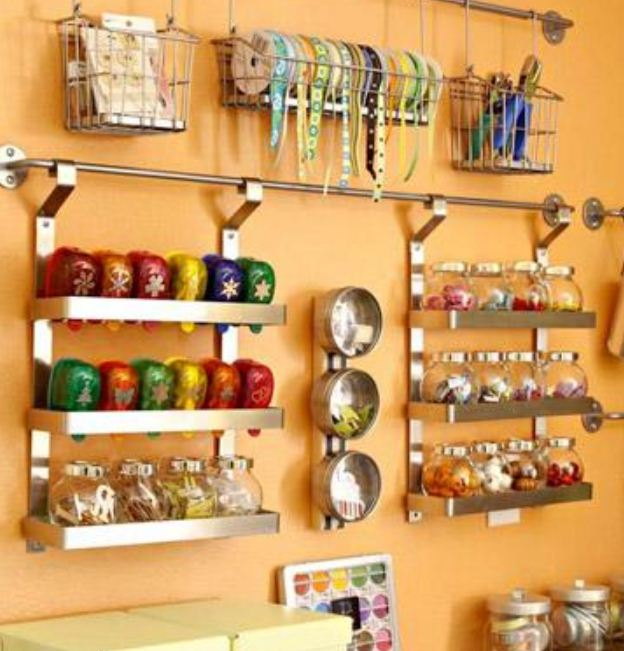 Емкости для хранения мелких игрушек