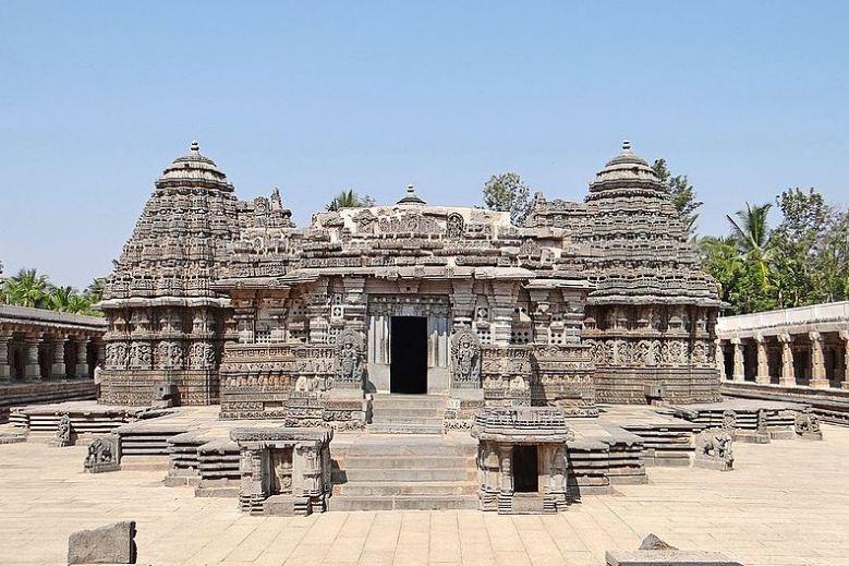 Храм Чаннакешва, Сомнатпхура