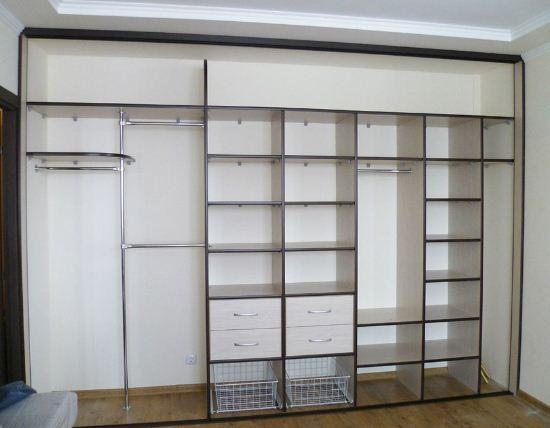 Встроенный шкаф - купе