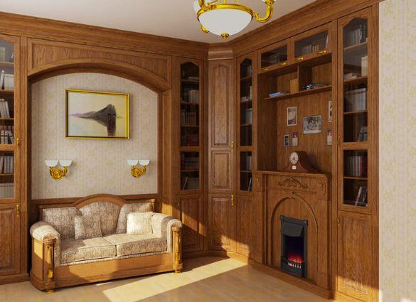 Монтаж встроенной мебели лучше доверить специалистам