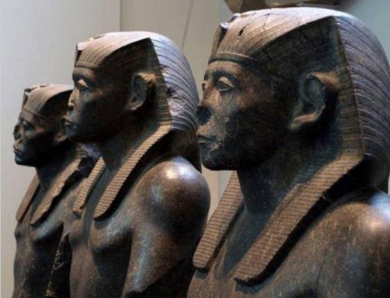 Многие египетские артефакты - загадка для современных ученых