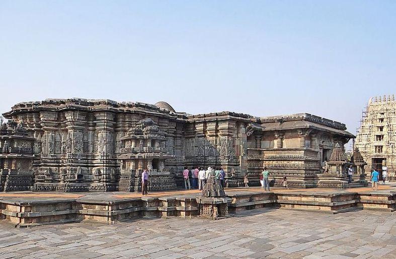 Храм Чаннакешва, Белур