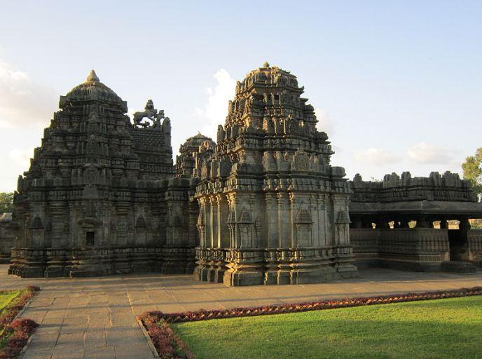 Храм Кедарешвар, Балигави