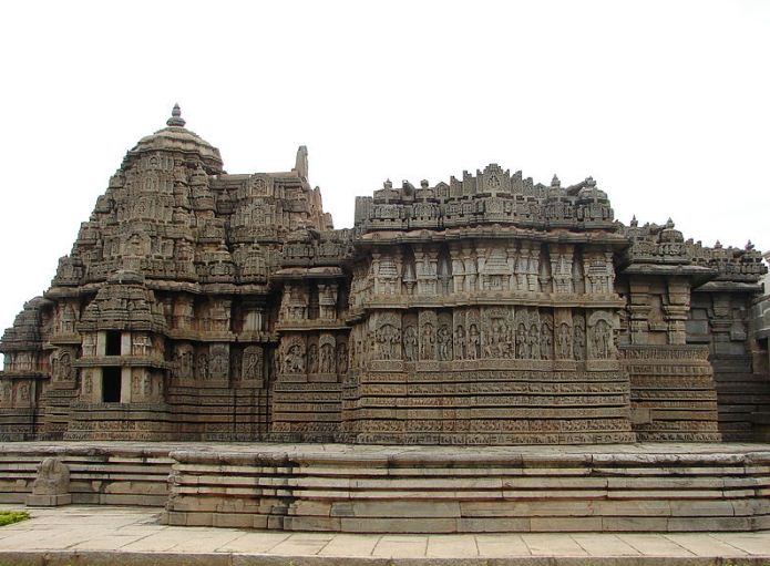 Храм Лакшминараяна, Мандя