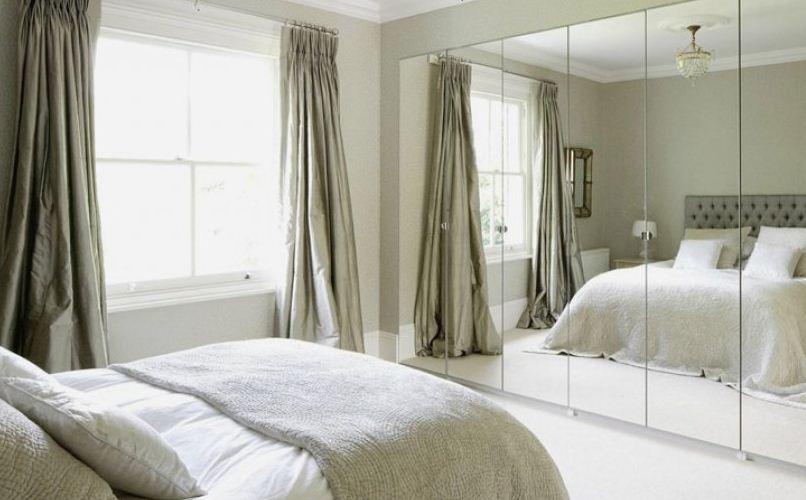 Отражение спящих людей в зеркале опасно для их здоровья